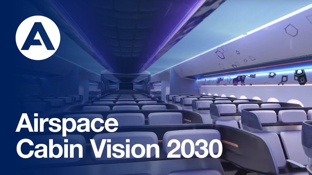 airbus cabina vision 2030 - airbus - Cabina visión 2030