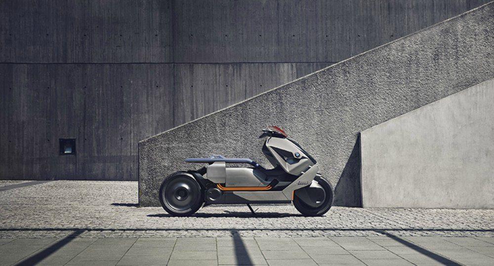 arquitecturayempresa bmw motorroad cero emisions 01 - LOS Y LAS BMW DEL FUTURO: Motocicleta de emisión cero