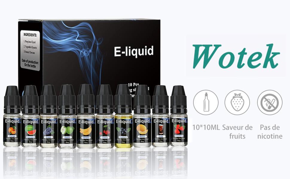 E-Líquid, de Wotek.