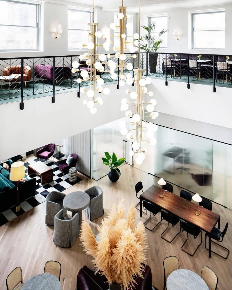 BOND COLLECTIVE COWORKING - elegantes espacios de trabajo compartido 4