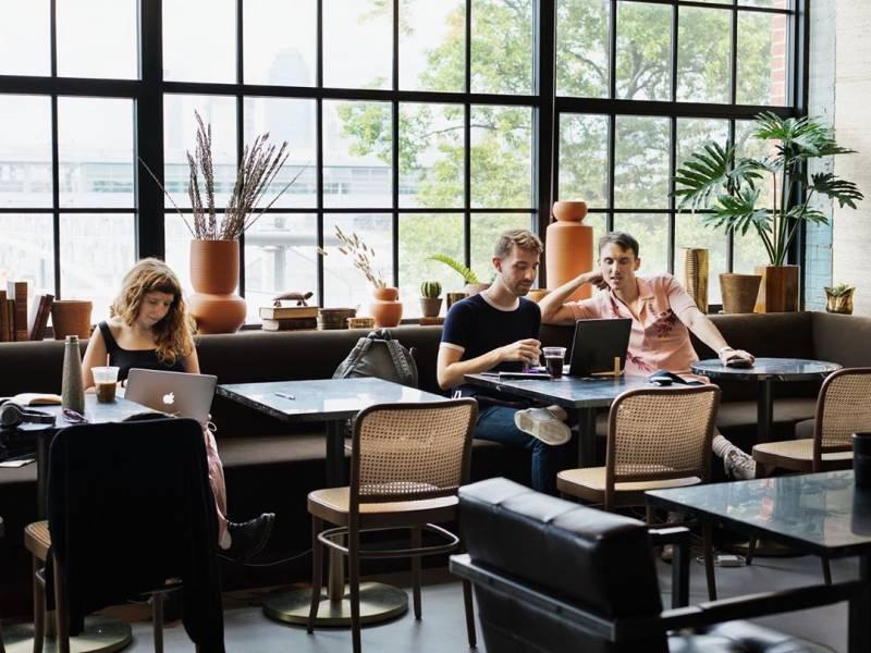 BOND COLLECTIVE COWORKING - elegantes espacios de trabajo compartido 11