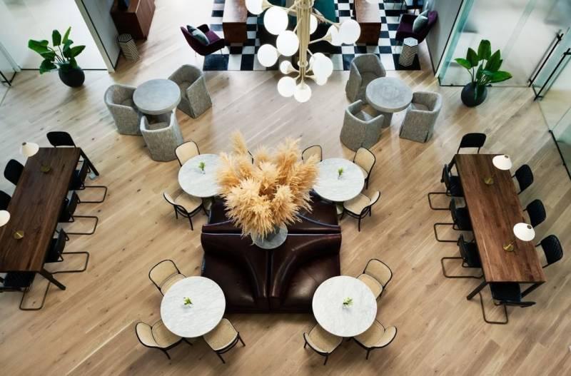BOND COLLECTIVE COWORKING - elegantes espacios de trabajo compartido 5