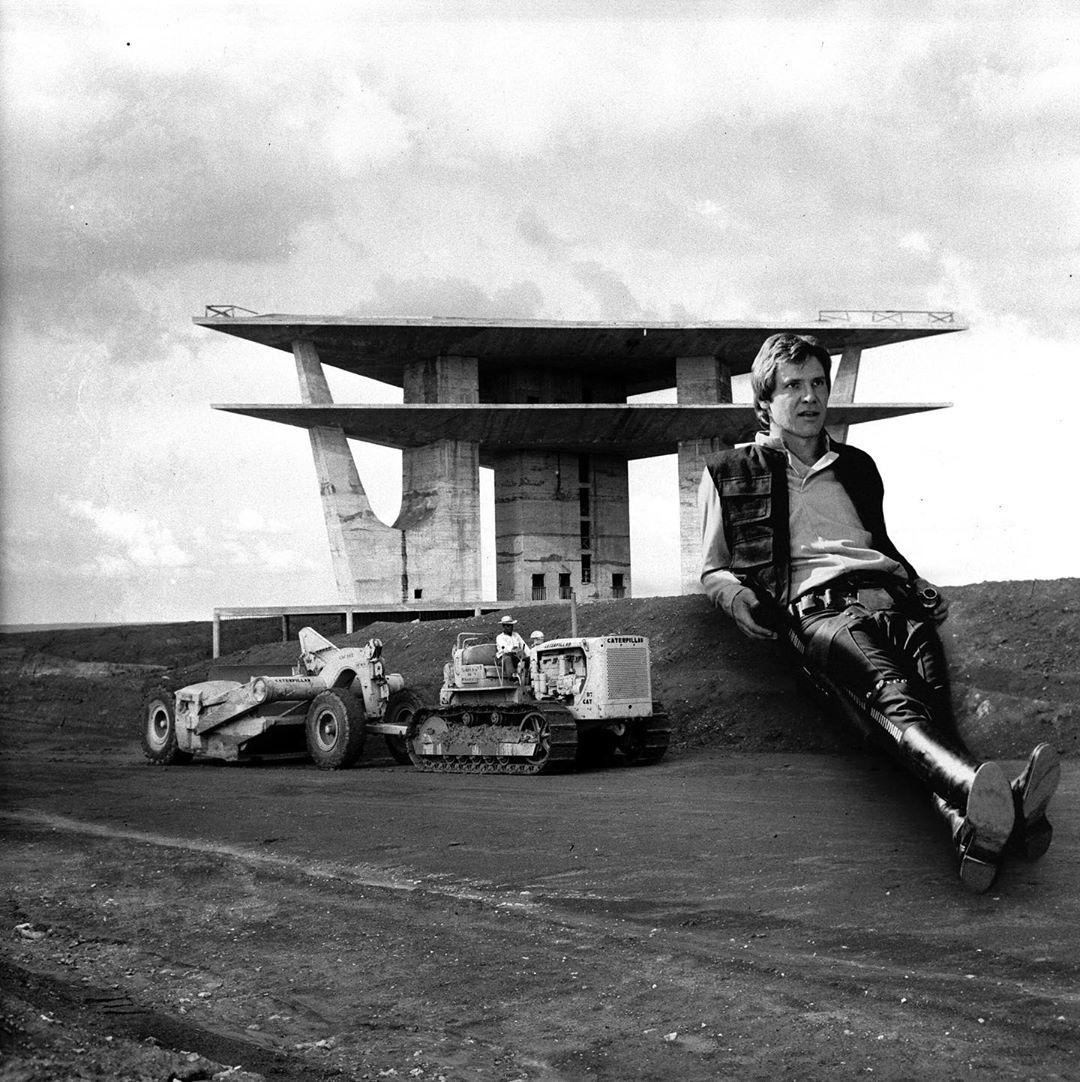 Un Proyecto de arte retro futurista transforma a Brasilia, en Instagram 4