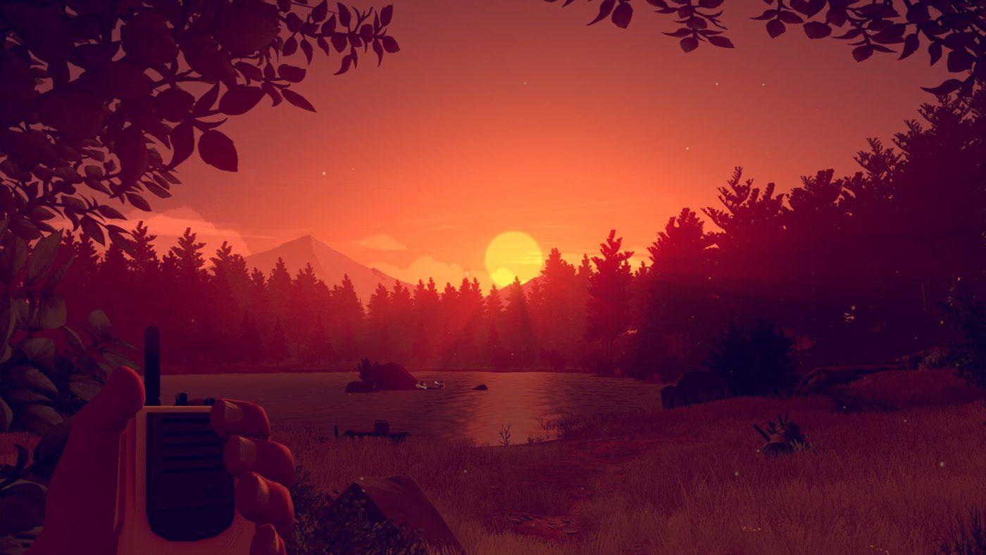 bwpqwqxuiwc164v2kt73.0 - FIREWATCH VIDEO GAME