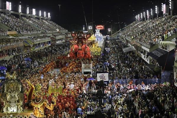 Ya se vive el Carnaval de Rio 1