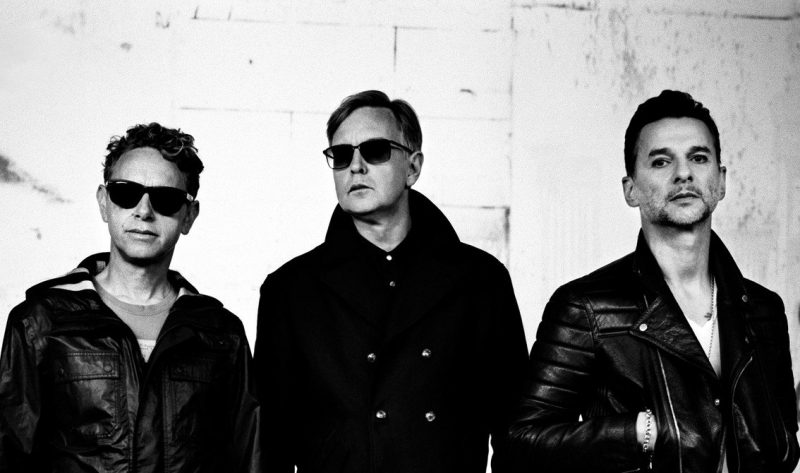 17 de marzo Show streaming de Depeche Mode