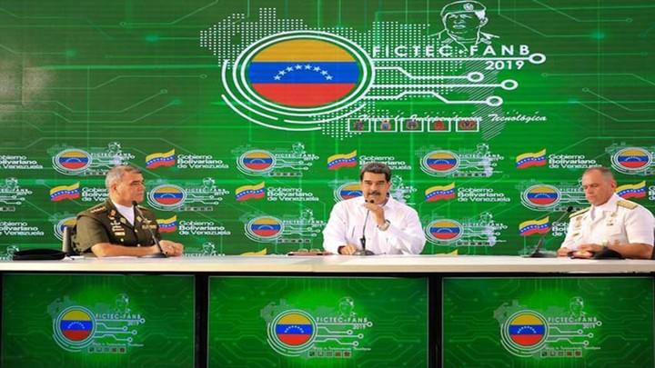 Maduro inicia inversión inmediata en Huawei para colaborar con sus hermanos chinos 1
