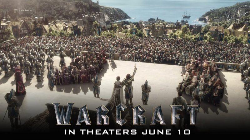 el spot de la pelicula de warcra - El spot de la película de Warcraft