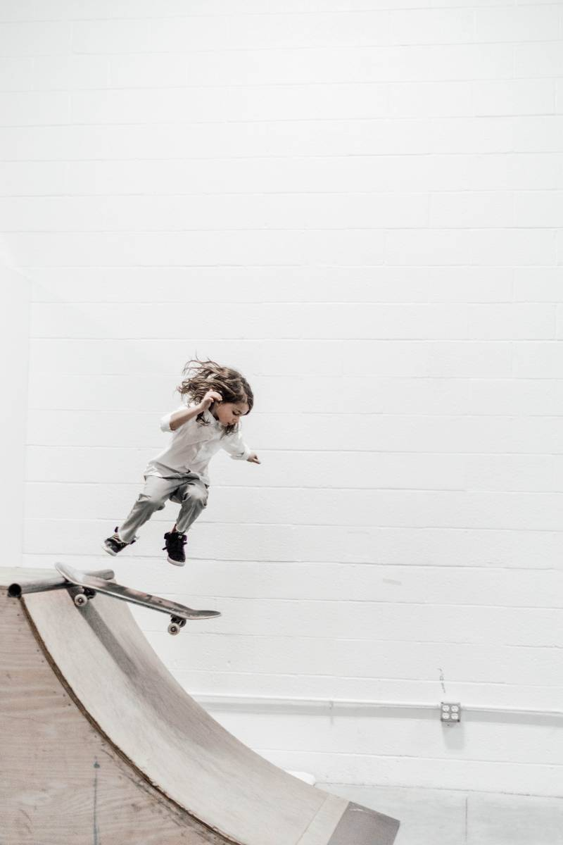Las mujeres del skate al poder 1