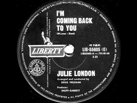 en musica julie london lo mas de - EN MÚSICA: Julie London, lo más del jazz