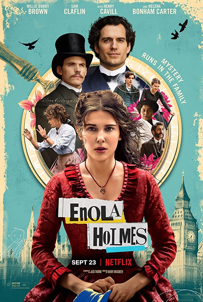 enola holmes estreno el 23 de septiembre de 2020 1