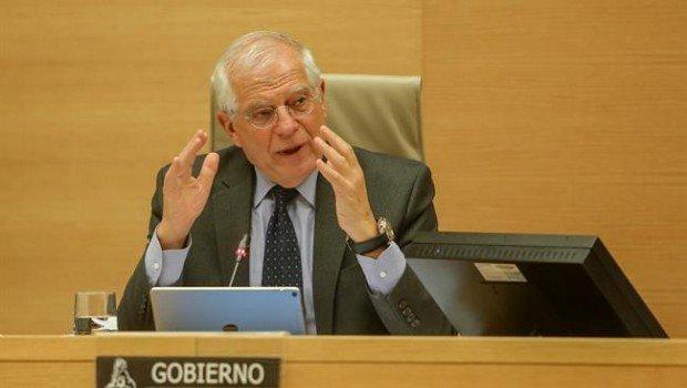 Borrell: hay futbolistas que saben mucho de derecho y de lo que pasó en Cataluña 1