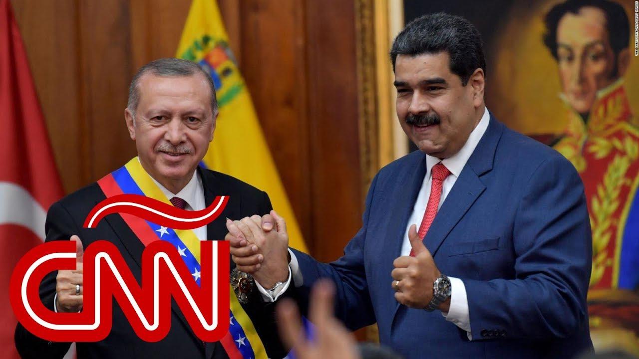 es turquia quien sostiene a madu - ¿Es Turquía quien sostiene a Maduro en el poder?