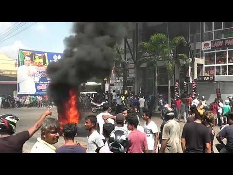 estalla violencia contra la comu - Estalla violencia contra la comunidad musulmana en Sri Lanka