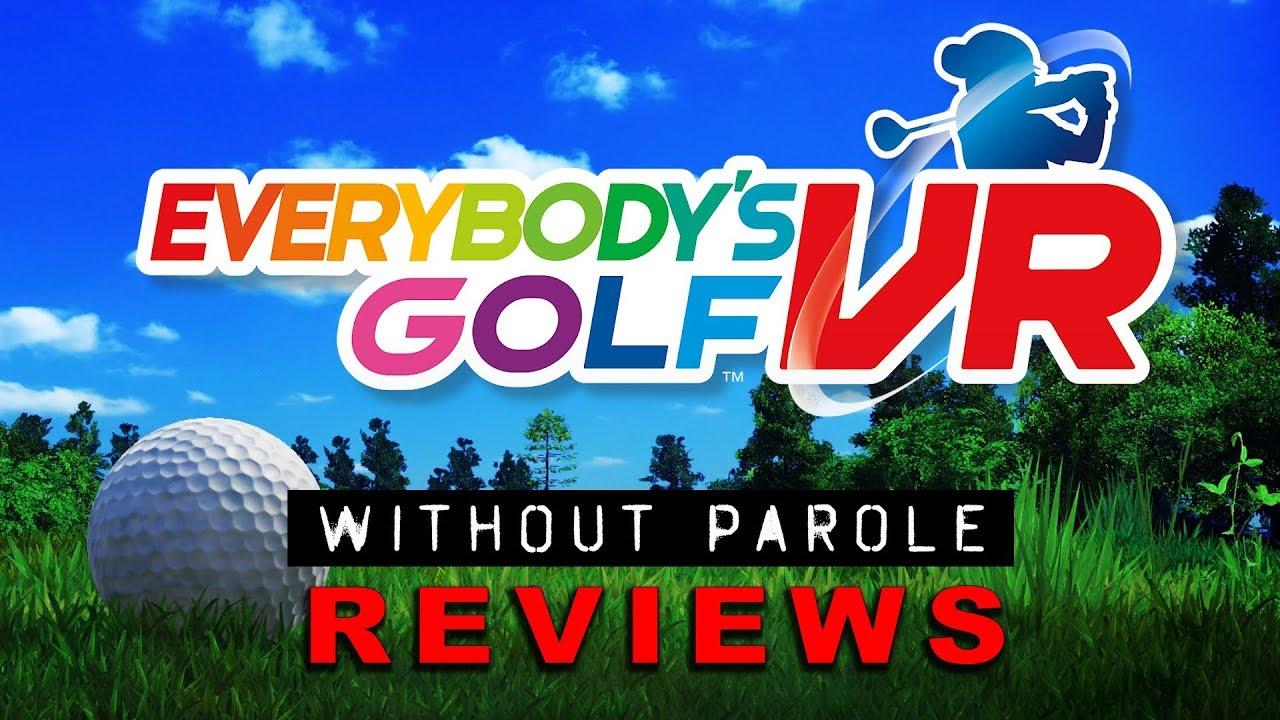everybodys golf vr el juego - Everybody's Golf VR: el juego