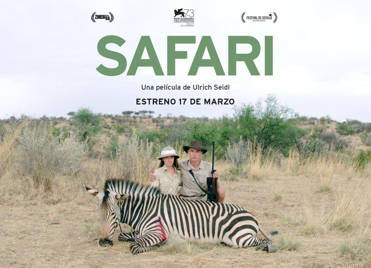 """fa41697c 7130 4f2f a6e0 701a8122ce5f - Estreno de """"Safari"""" de Ulrich Seidl - 17 marzo 2017"""