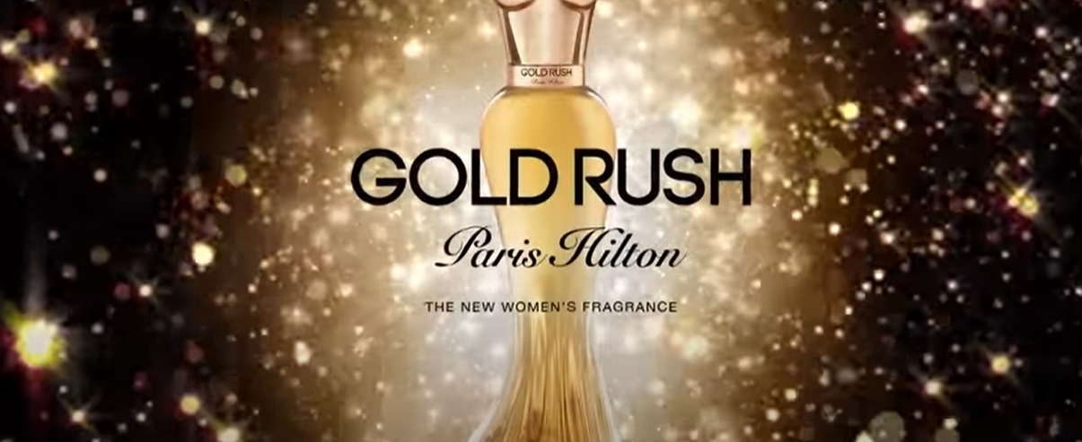 parís hilton perfume: gold rush parís hilton precio