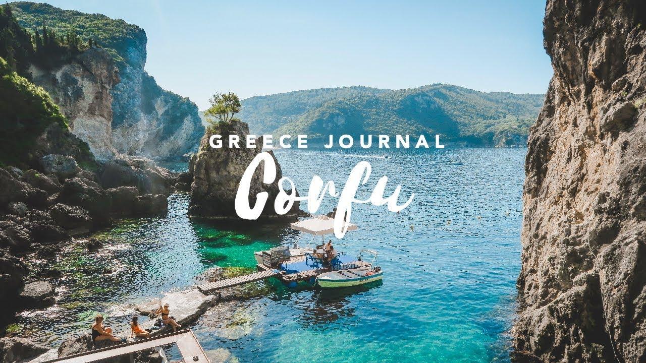 grecia islas jonicas corfu - GRECIA - Islas Jónicas - Corfú
