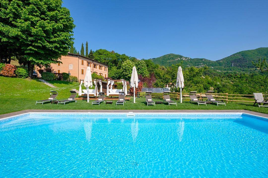 romantik boutique hotel villa sostaga, para Estancias gourmet en Lombardía 5