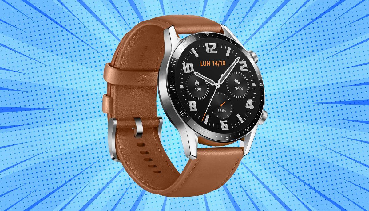 Huawei Watch GT2 Classic.