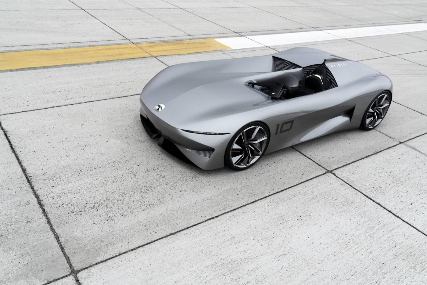 infiniti prototype 10   photo 04 - infiniti news: coche deportivo eléctrico - el Prototype 10