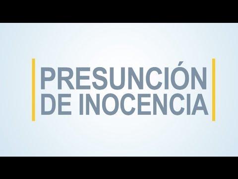 inocente mas informacion sobre l - inocente: más información sobre la presunción de inocencia