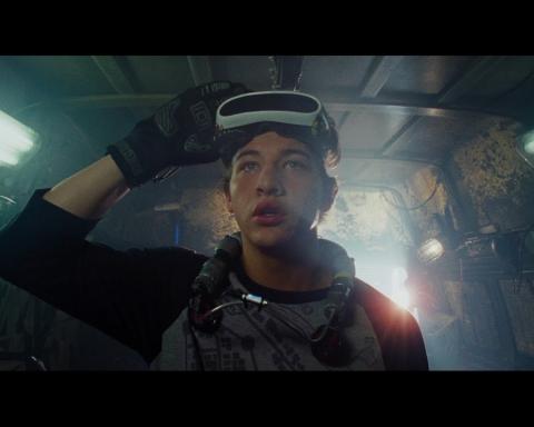 """la mejor ciencia ficción de la red con Steven Spielberg - """"Ready Player One"""" 1"""