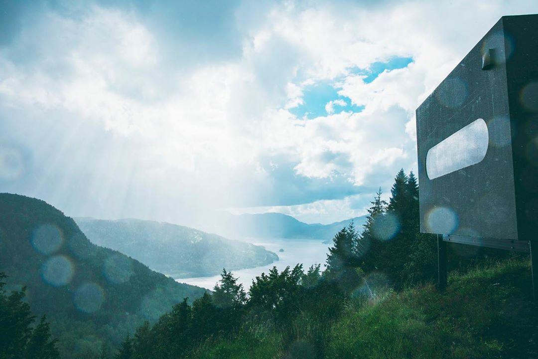 Birdbox - la cabaña minimalista para aventureros. 4