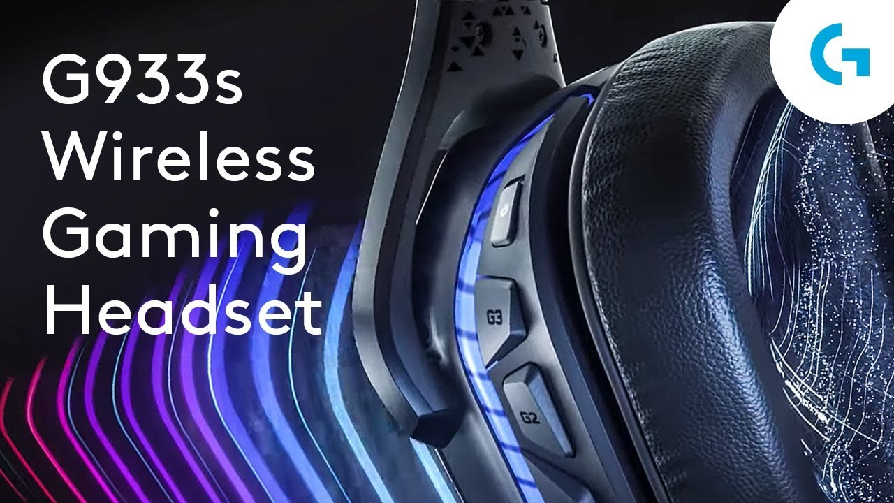 logitech g933s wireless gaming h - LOGITECH Z6 - LOGITECH HEADSET WIRELESS
