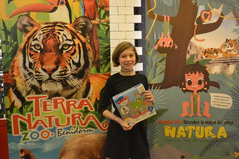 mama 72 - NATURA, UN JUEGO PARA EDUCAR SOBRE LOS ANIMALES