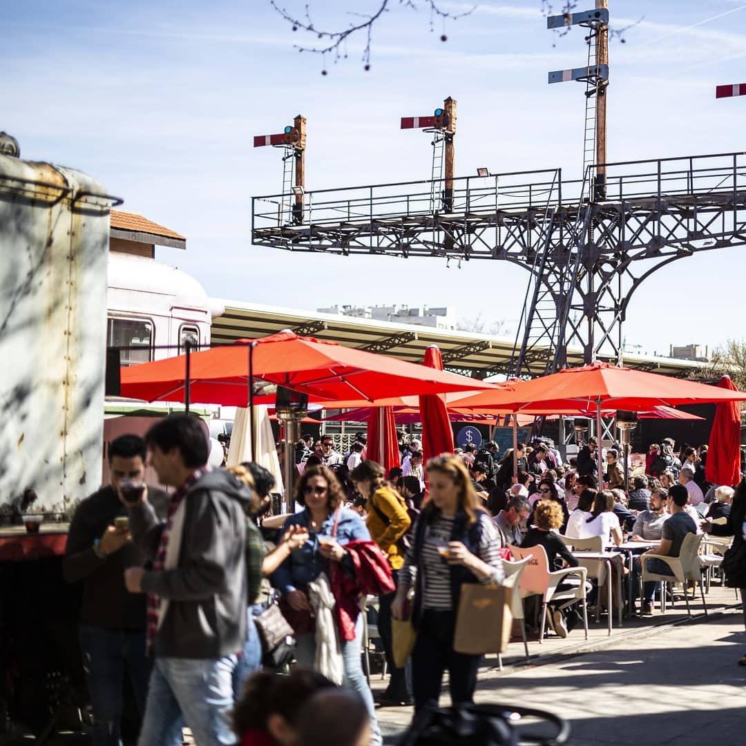 mercado motores navidad,el mercado más inspiracional y otros de Madrid 2