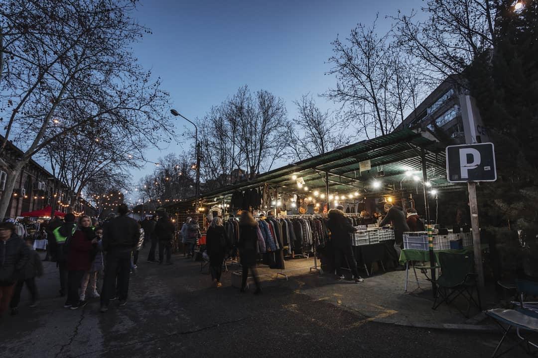 mercado motores navidad,el mercado más inspiracional y otros de Madrid 4