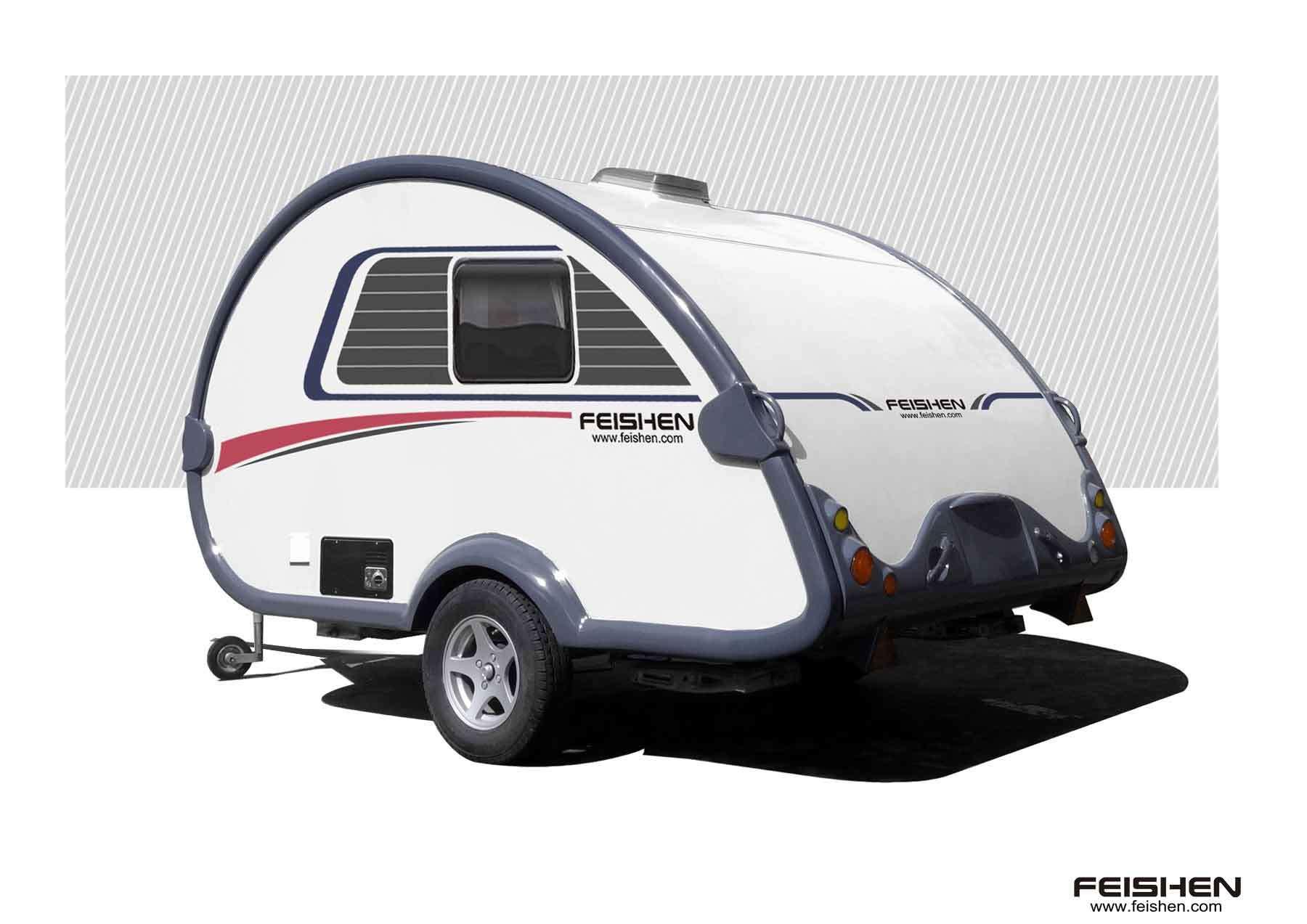 mini caravan camper