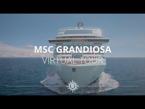 msc grandiosa - MSC Grandiosa