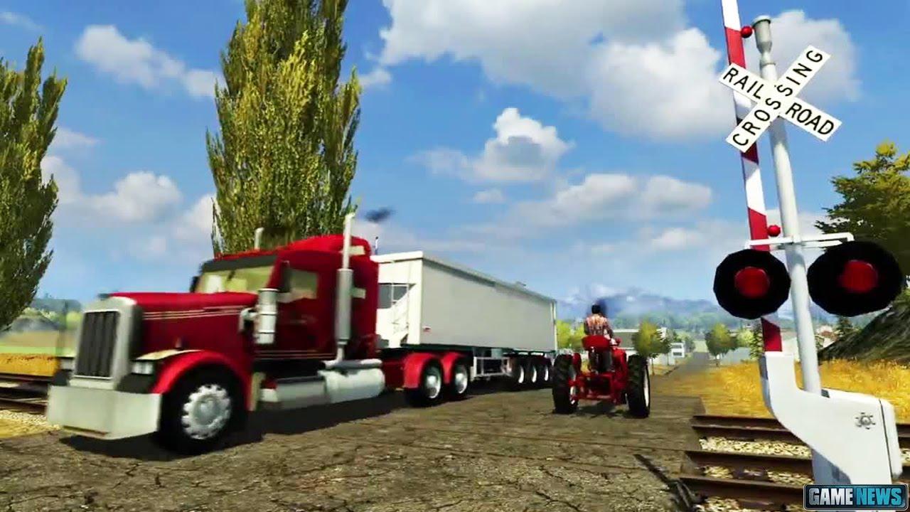 nuevo trailer de farming simulat 1 - NUEVO TRAILER DE FARMING SIMULATOR