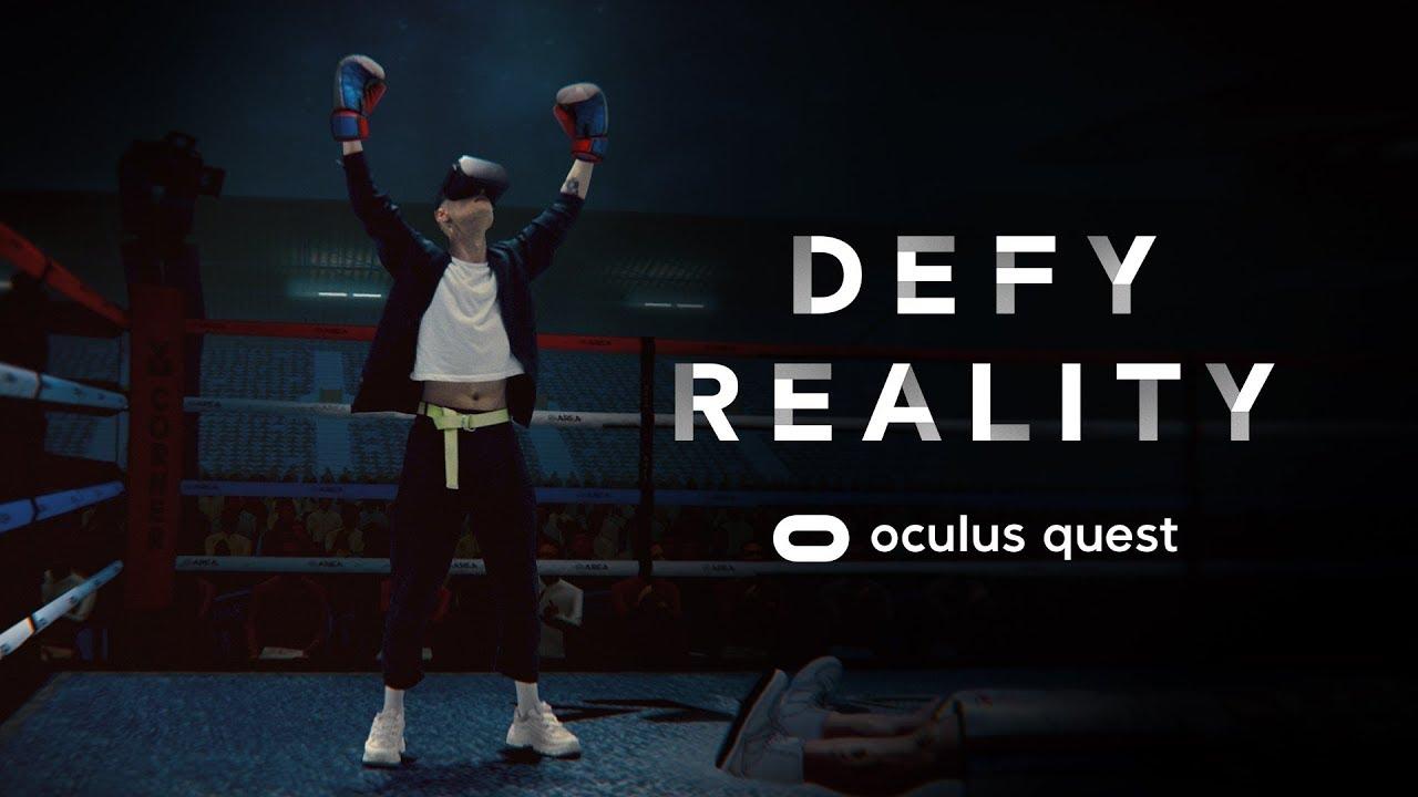 Oculus: Defy Reality 20