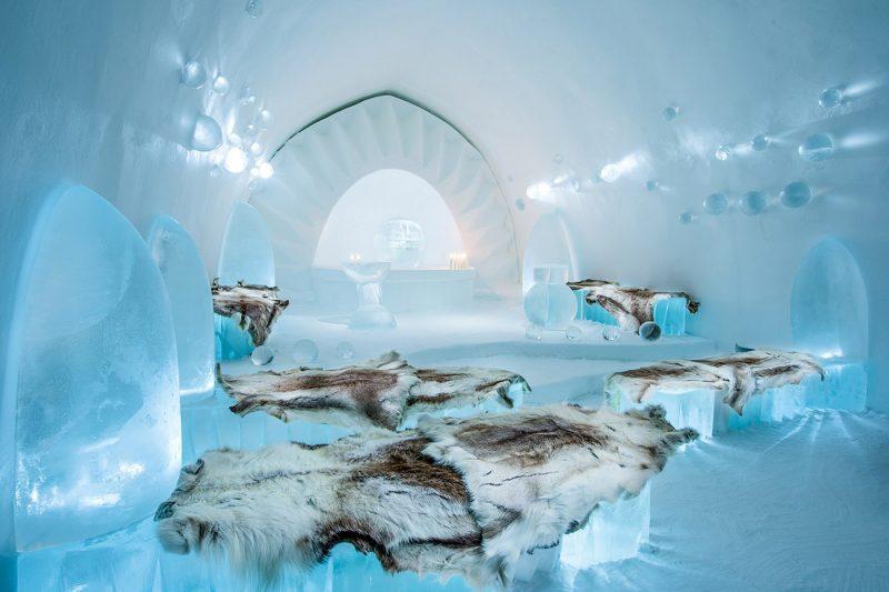 Ice Hotel - efímero 2016 1
