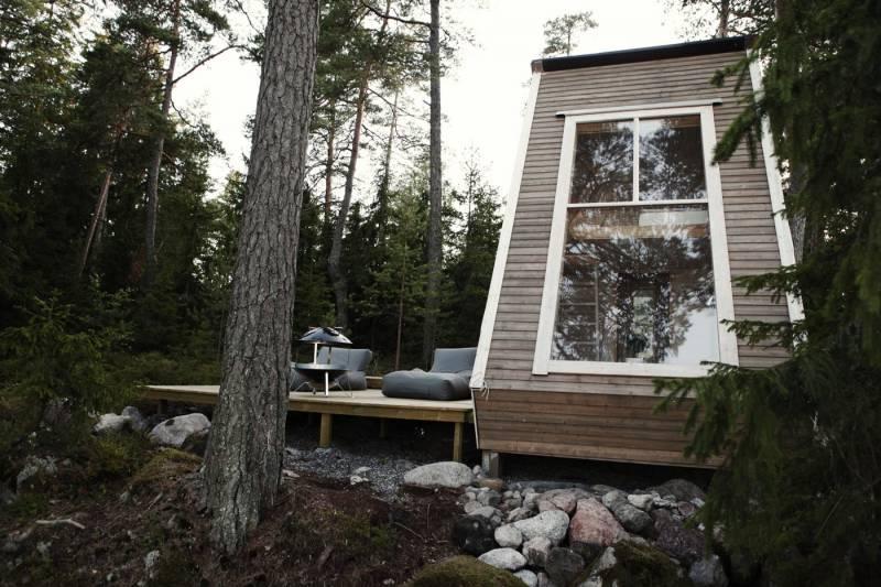 pequeña casita: En Finlandia 1