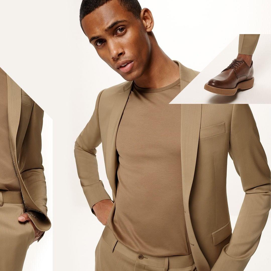 Tangram - la moda masculina atemporal y ligera de Ricardo Almeida 2