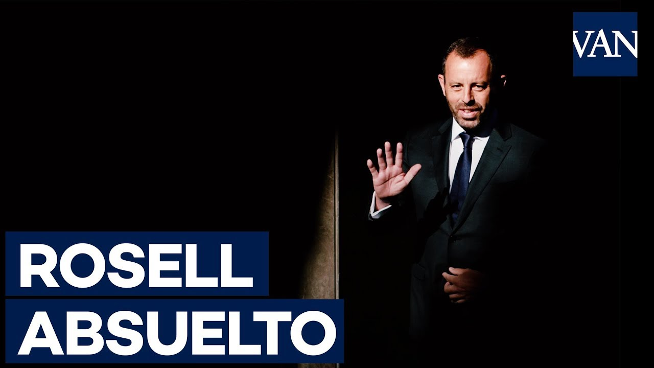 sandro rosell absuelto - Sandro Rosell Absuelto