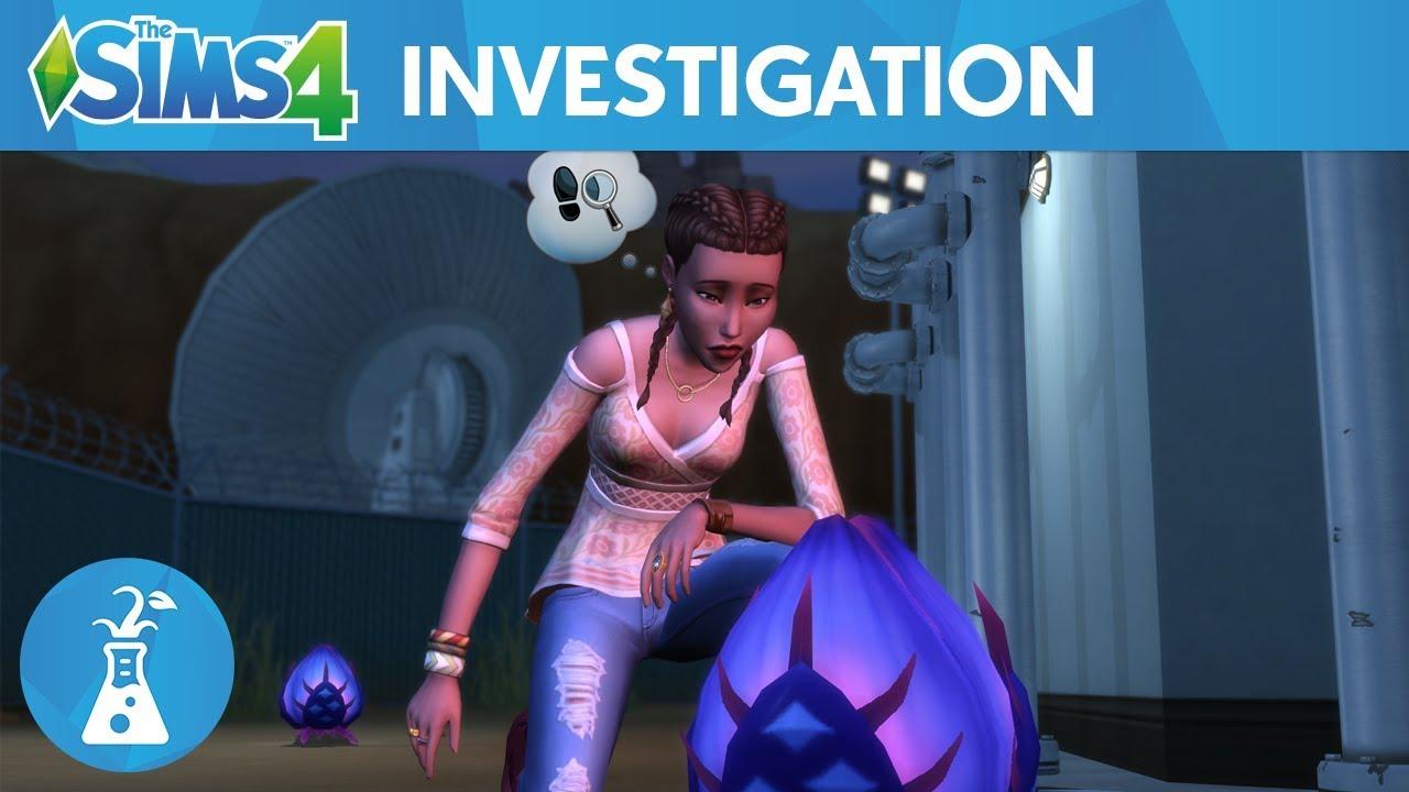 the sims 4 strangerville - The Sims 4 StrangerVille