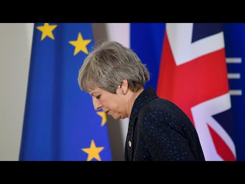 theresa may y su jueves negro - Theresa May y su jueves negro