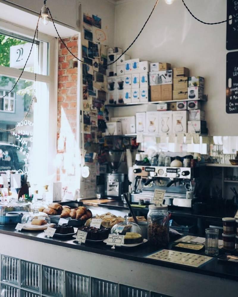 Two and Two Berlín - Café y repostería francesa... 3