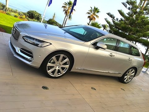 ultimos modelos de coches de luj - ultimos modelos de coches de lujo: Volvo V90