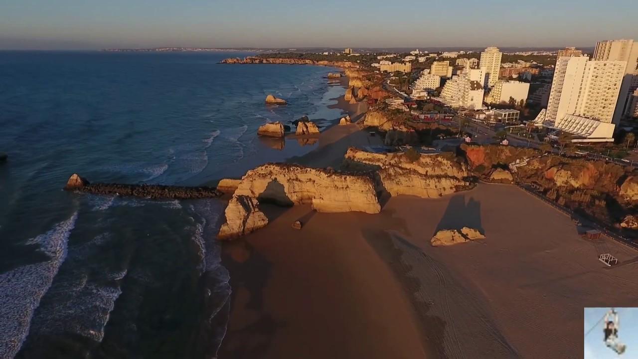 una playa en el algarve sin gast - una playa en el Algarve sin gastar un céntimo: Este sitio es la Praia da Rocha