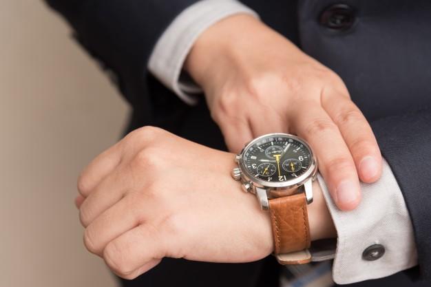 Tendencias en relojes para hombres 1
