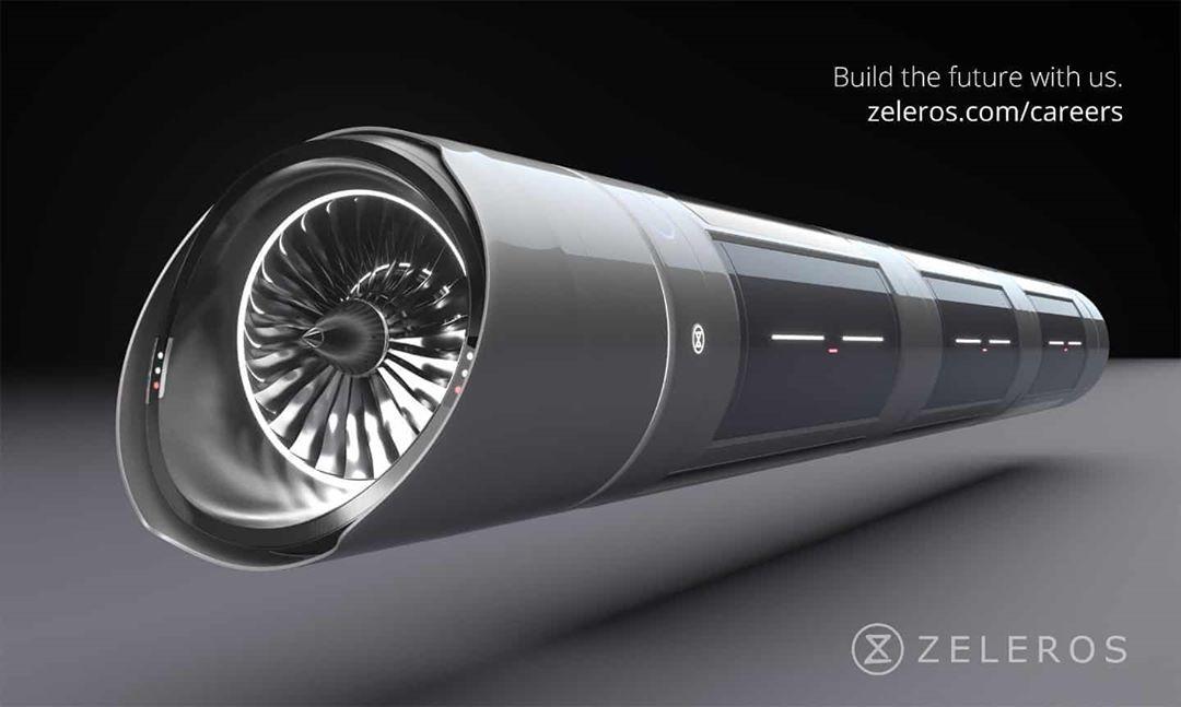 zeleros hyperloop y el tren de alta velocidad futuro de España 1